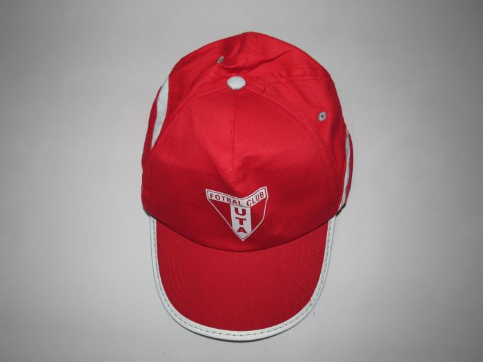 Șapcă roșie UTA Arad 0