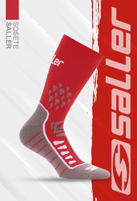 Ciorapi rosii Saller [0]