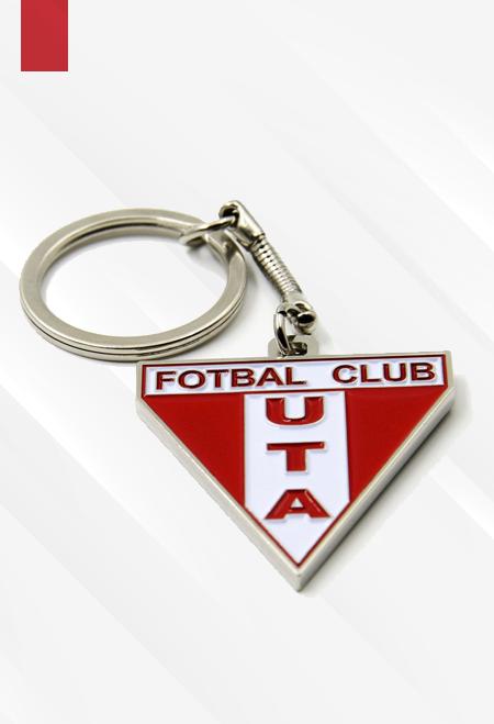 Breloc metalic UTA Arad [0]