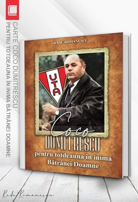 """Carte """"Coco Dumitrescu - Pentru totdeauna în inima Bătrânei Doamne"""" 0"""