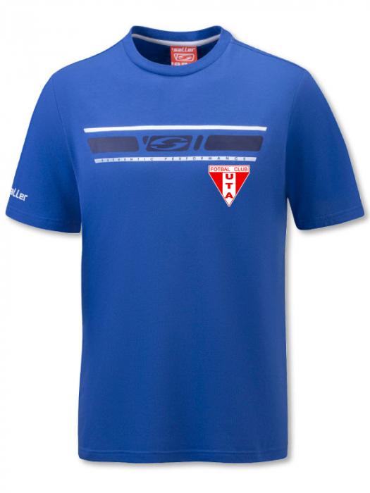 Tricou sport albastru Saller - Sezon 2020-2021 1