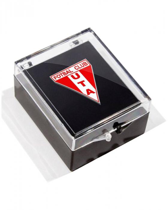 Metal badge UTA Arad 1