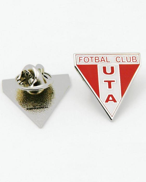 Metal badge UTA Arad 2