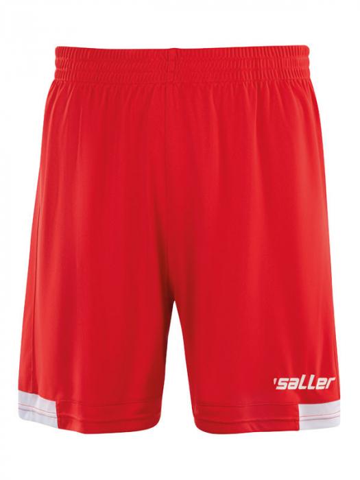 Pantaloni scurți roșii Saller - Sezon 2020-2021 1