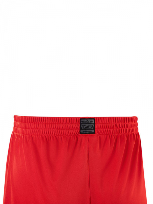 Pantaloni scurți roșii Saller - Sezon 2020-2021 3