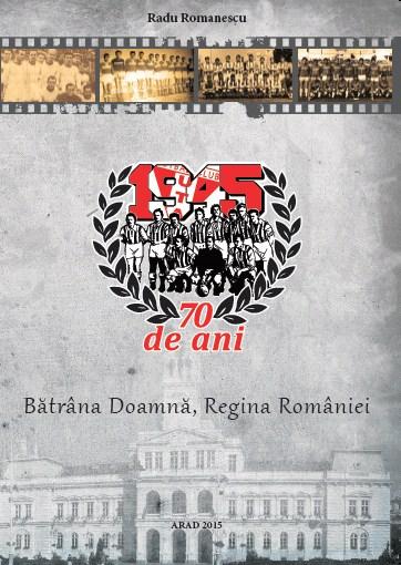 Carte Bătrâna Doamnă, Regina României - Radu Romanescu 1