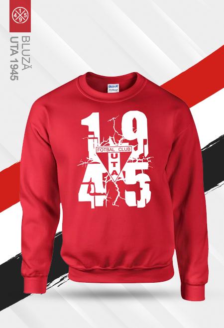 Bluză roșie UTA Arad 0