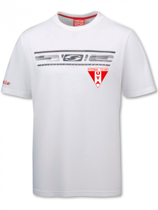 Tricou sport alb Saller - Sezon 2020-2021 1