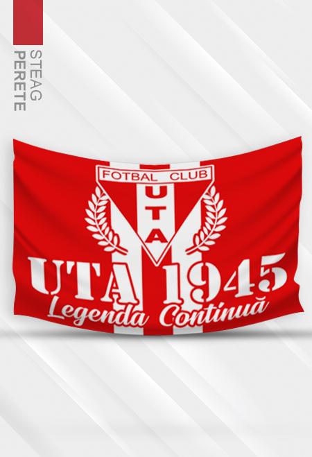 Steag perete Legenda continuă 0