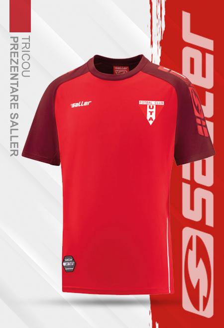 Tricou prezentare Saller - Sezon 2020-2021 - Saller 0