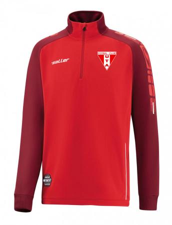Hanorac antrenament rosu Saller - Sezon 2020-20211