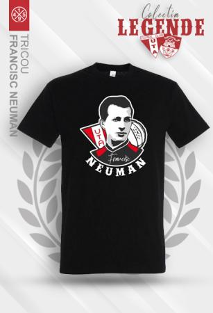 Black T-shirt Francisc Neuman0