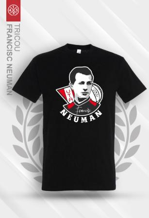 Black T-shirt Francisc Neuman1