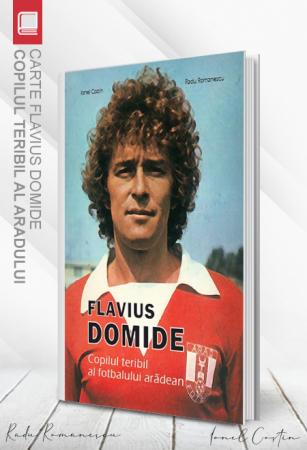 Carte Flavius Domide - Copilul teribil al Aradului - Ionel Costin, Radu Romanescu0