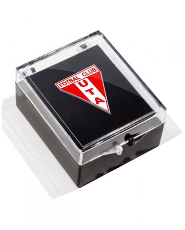Metal badge UTA Arad1
