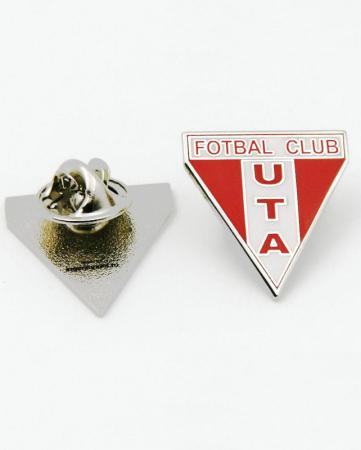 Metal badge UTA Arad2