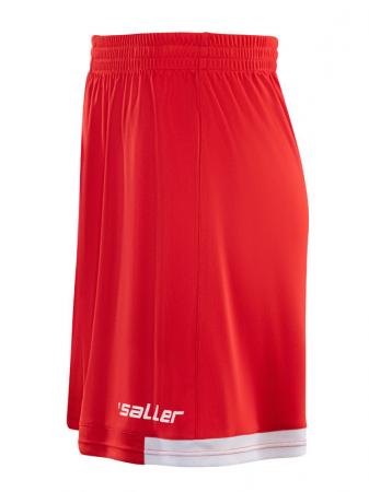 Pantaloni scurți roșii Saller - Sezon 2020-20212
