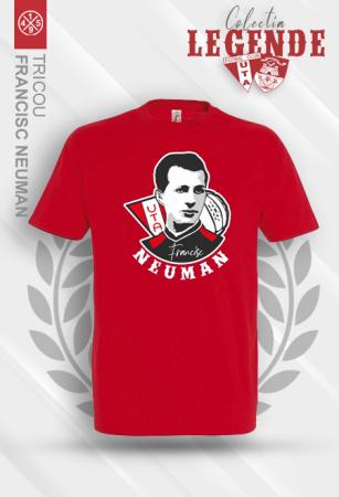 Tricou Francisc Neuman roșu [0]