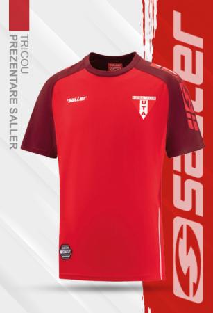 Tricou prezentare Saller - Sezon 2020-2021 - Saller0