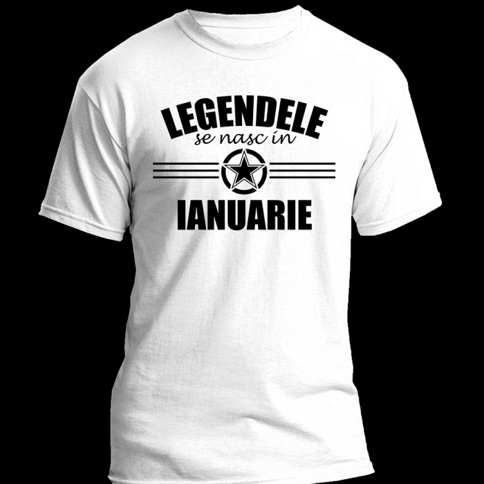 TRICOU Legendele se nasc in IANUARIE 0