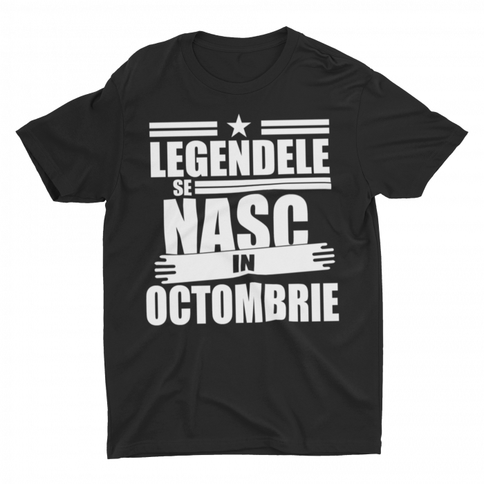 Tricou Octombrie 0