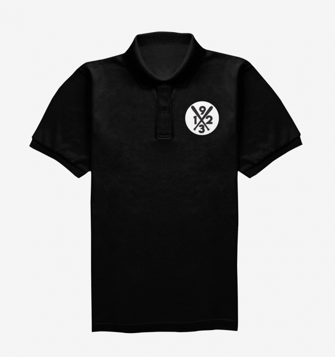Tricou Polo Negru 1923 0