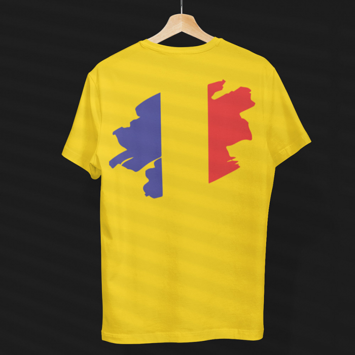Tricou Romania 0