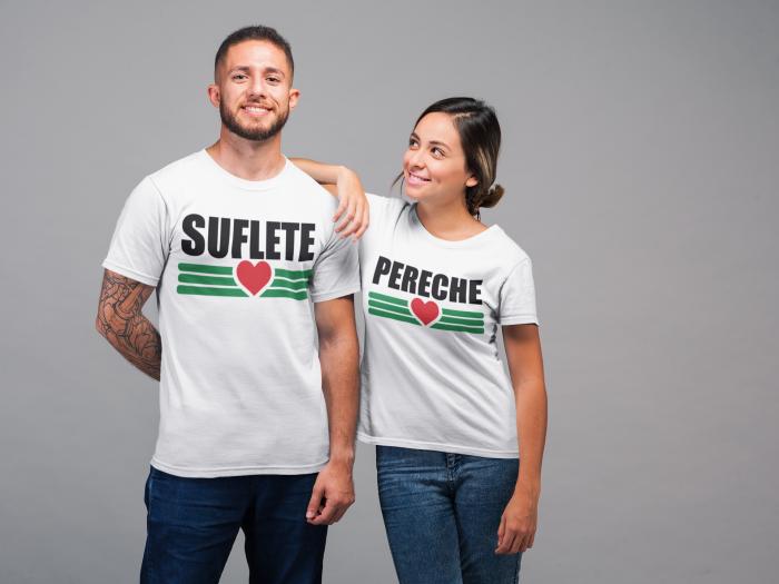 SET 2 TRICOURI - SUFLETE PERECHE 4