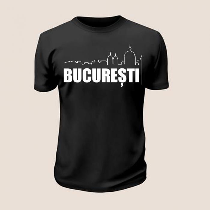 Tricou BUCURESTI 0