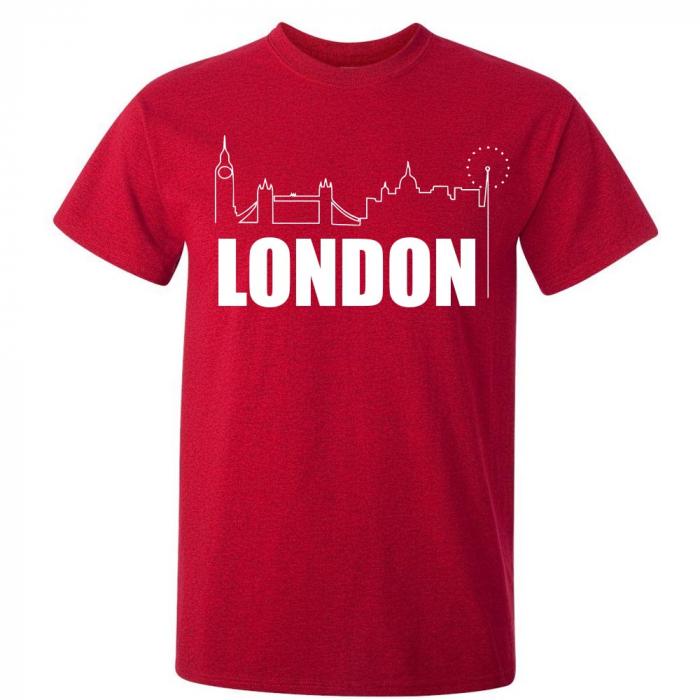 Tricou London 0