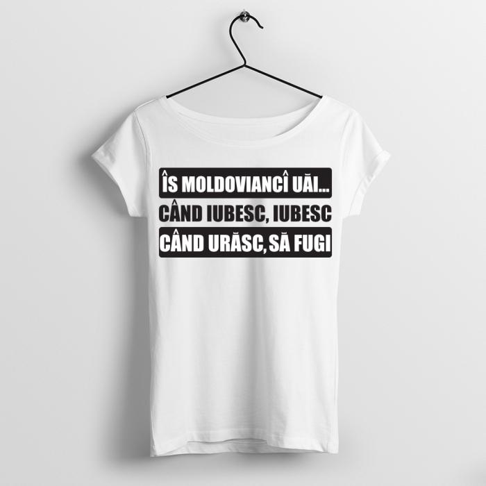 Tricou MOLDOVEANCA 0