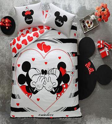 Lenjerii de pat pentru copii - bumbac