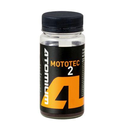 Aditiv ulei, Atomium, Mototec 2, antiuzura, 100 ml, pentru motociclete in doi timpi si tehnica fina 2
