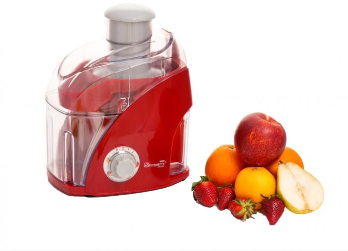 Storcator de Fructe, 350W, Lame Otel Inoxidabil [0]