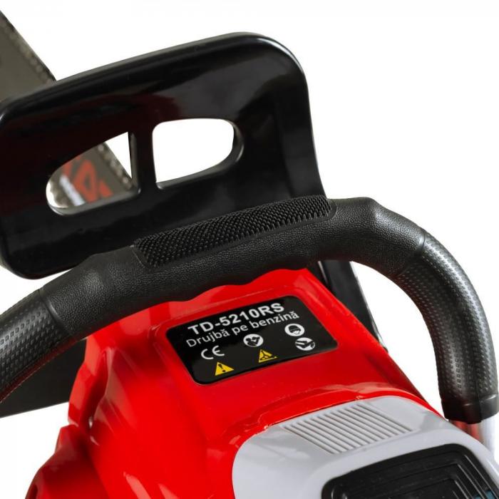 Drujba profesionala cu lant (G 7), 3.54 CP, 58 CC, 0.55 l, benzina, Lant, Sina [2]