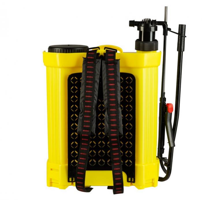 Pompa stropit cu acumulator si actionare manuala 2 in 1 Vermorel, 16L, 12V [2]