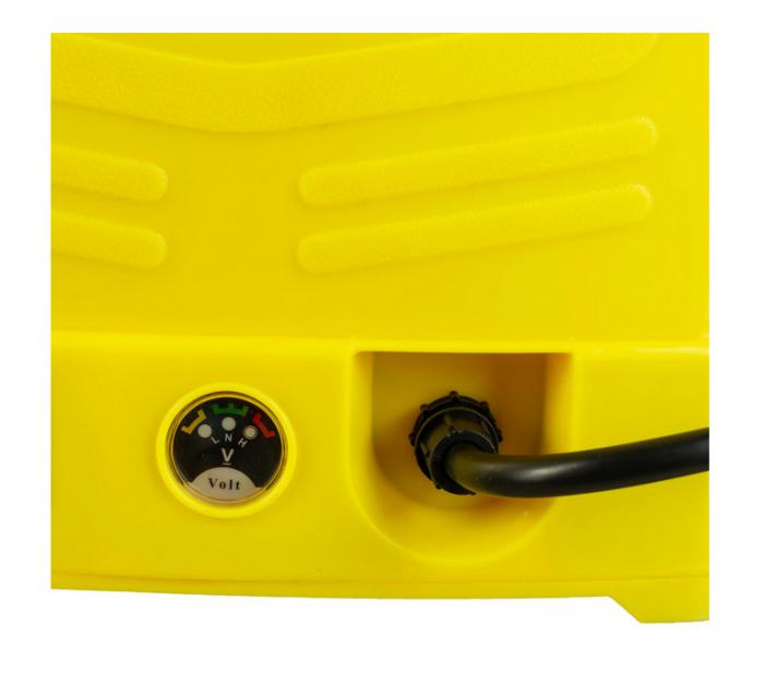 Pompa stropit cu acumulator si actionare manuala 2 in 1 Vermorel, 16L, 12V [3]
