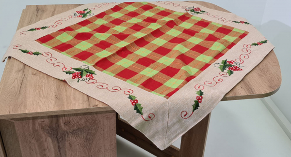 Față de masă decorativă - FM 10 (90x90 cm) 0
