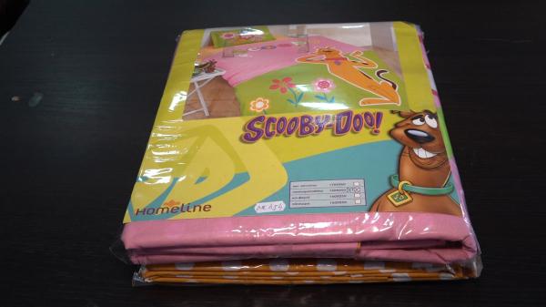Lenjerie de pat copii Scooby Doo 2