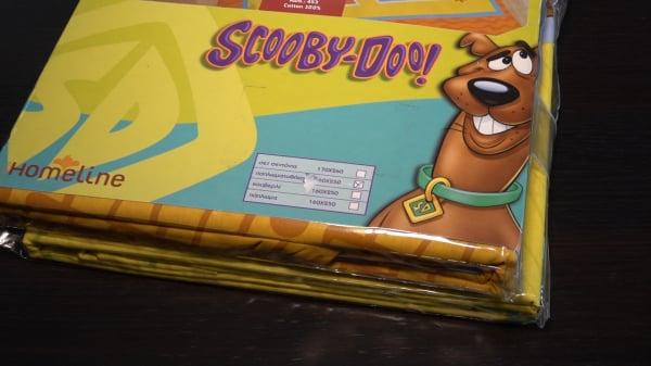 Lenjerie de pat copii Scooby Doo 1