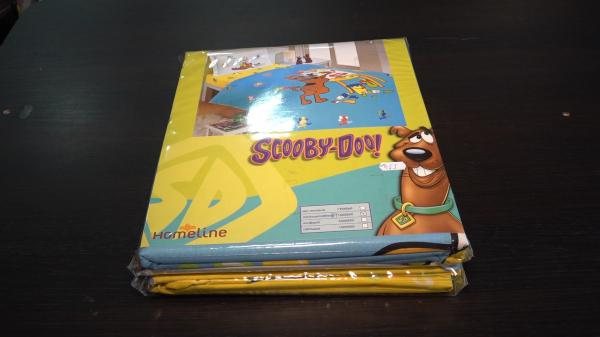 Lenjerie de pat copii Scooby Doo 3
