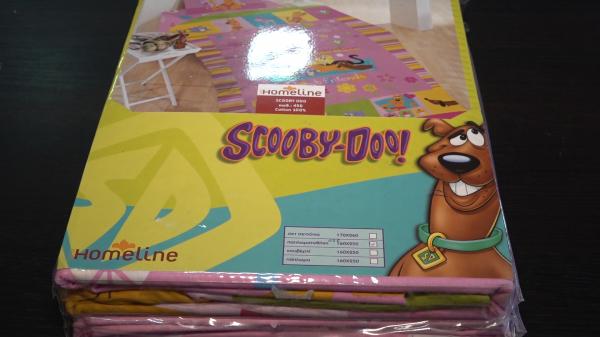 Lenjerie de pat copii Scooby Doo 5