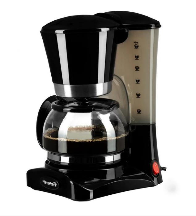 Filtru de cafea, 600 ml, 800 W [0]
