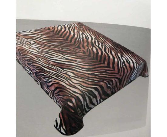 Patura Dubla Groasa, (PDG 3) Tigrata, 200 x 230 cm, pentru paturi de 2 persoane, Good Life [0]