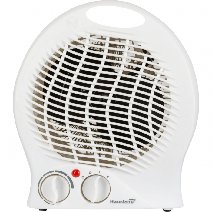Aeroterma 2000 W (E 55),  2 nivele de putere, termostat reglabil [0]