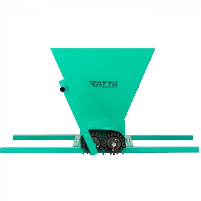 Zdrobitor de struguri (G 4), capacitate maruntire 300 kg/h, cuva 25 l, fier [1]