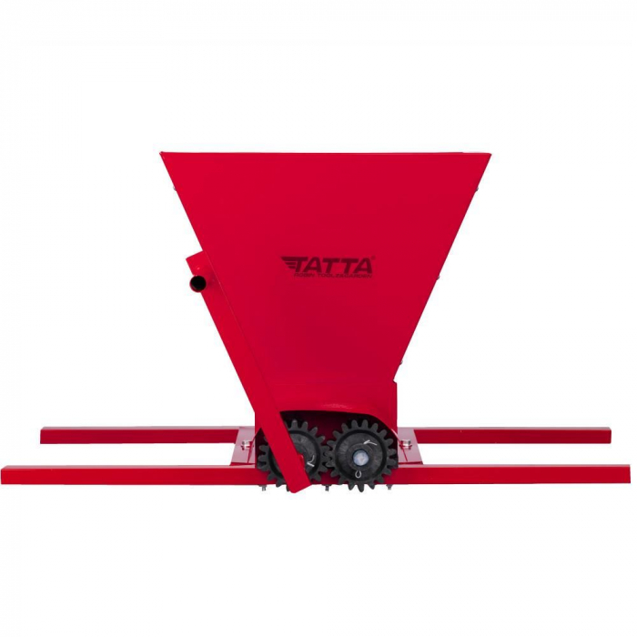 Zdrobitor de struguri (G 5), capacitate maruntire 300 kg/h, cuva 20 l, fier [1]