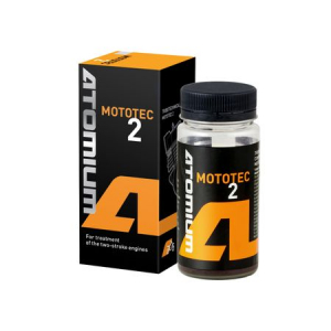 Aditiv ulei, Atomium, Mototec 2, antiuzura, 100 ml, pentru motociclete in doi timpi si tehnica fina0