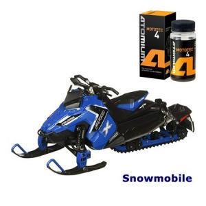 Aditiv ulei, Atomium, Mototec 4, antiuzura, 100 ml, pentru motociclete in patru timpi, barci si snowmobile1