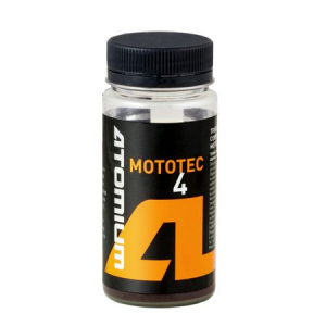 Aditiv ulei, Atomium, Mototec 4, antiuzura, 100 ml, pentru motociclete in patru timpi, barci si snowmobile2